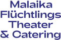 Malaika Flüchtlings Theater & Catering Logo